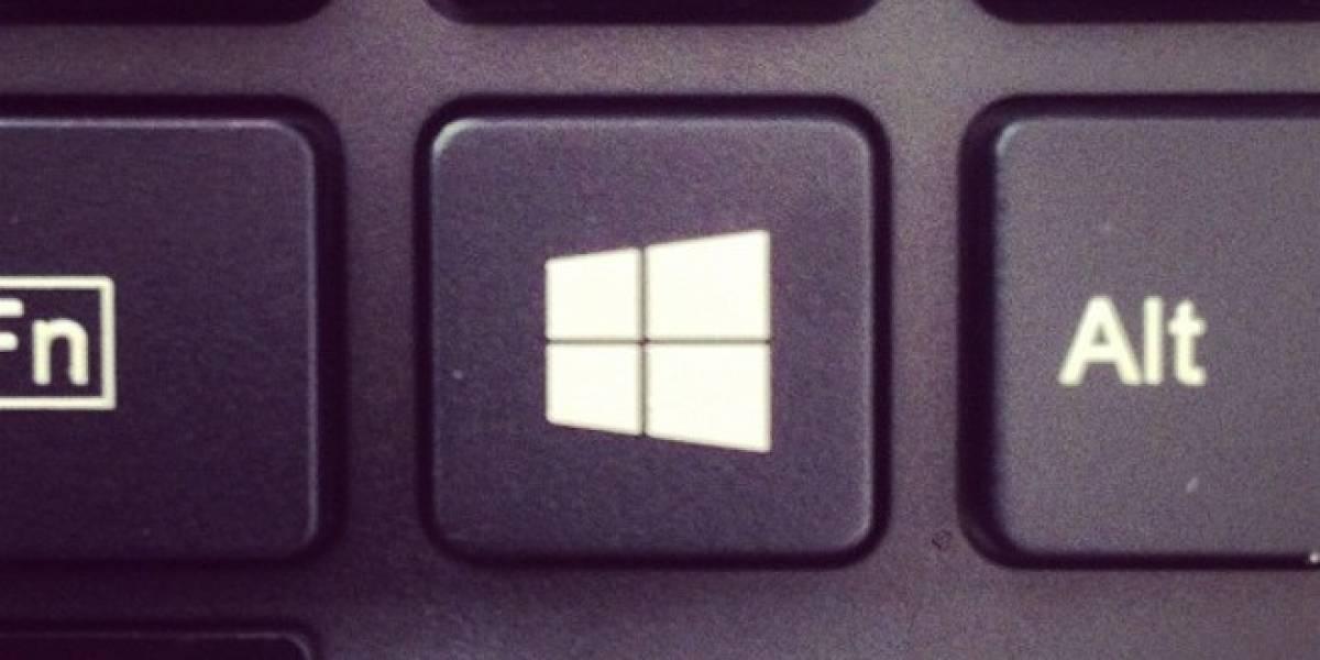 Microsoft da una primera vista a Windows 8