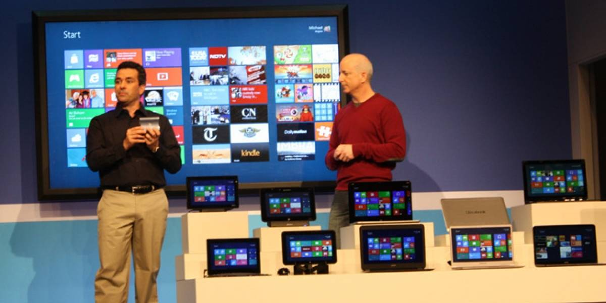 Microsoft anuncia oficialmente que habrán tres ediciones de Windows 8