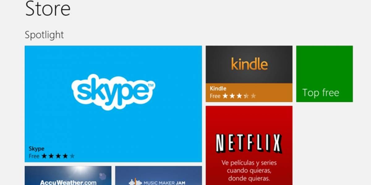 Ya habrían más de 13 mil aplicaciones para Windows 8