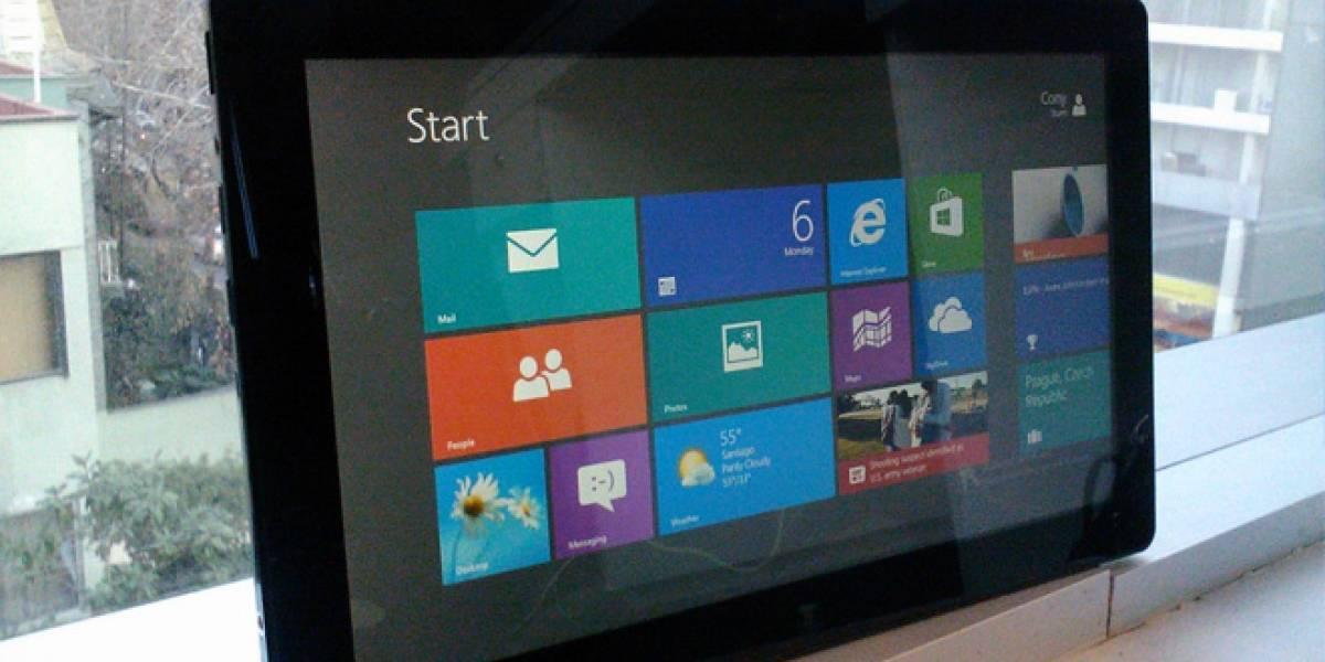 Windows 8 no permitirá saltarse la interfaz Metro para entrar directo al escritorio