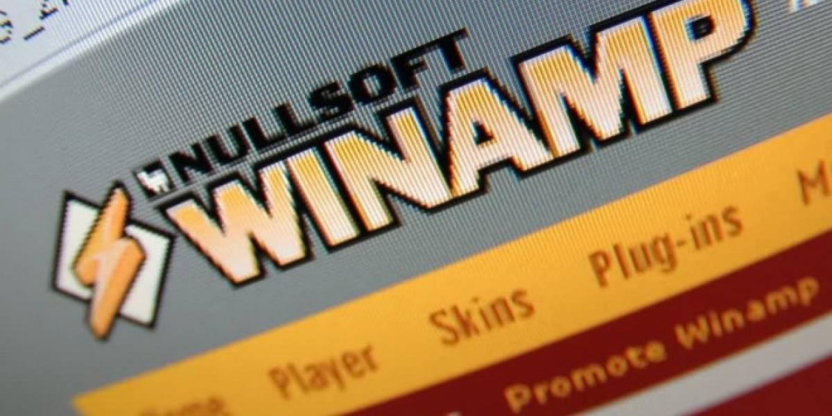El ascenso y caída de Winamp en sus 15 años