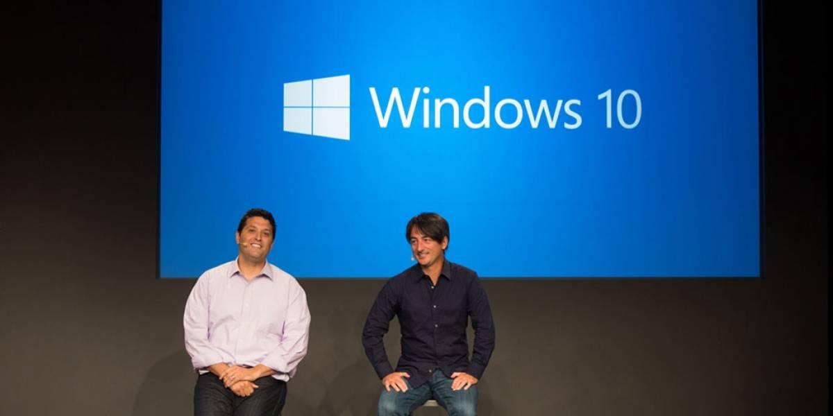 Windows 10 reemplazará al Panel de Control con la app de Configuración