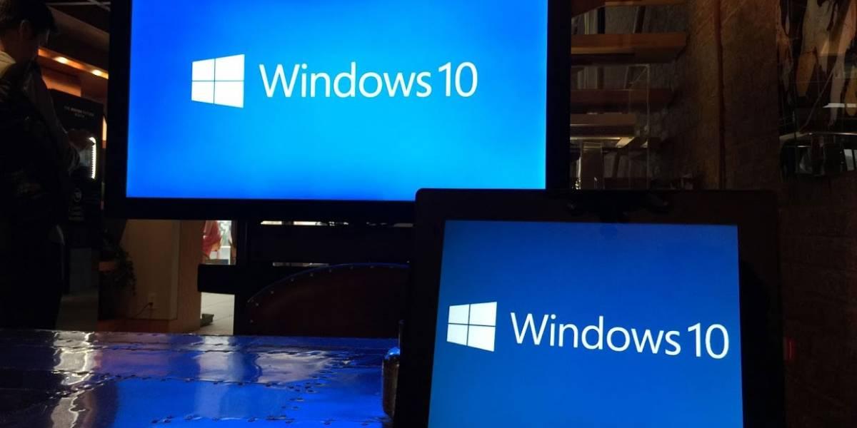 Microsoft intensifica su campaña de actualización a Windows 10