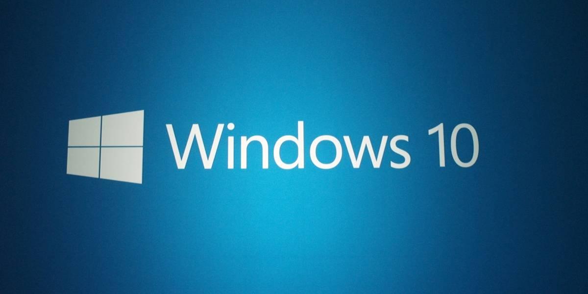 Microsoft mostrará más detalles de Windows 10 en enero