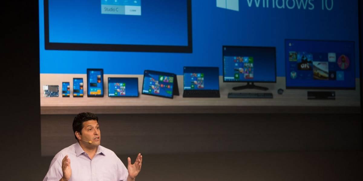 Esto es lo que necesitas para instalar Windows 10 en tu computador o teléfono