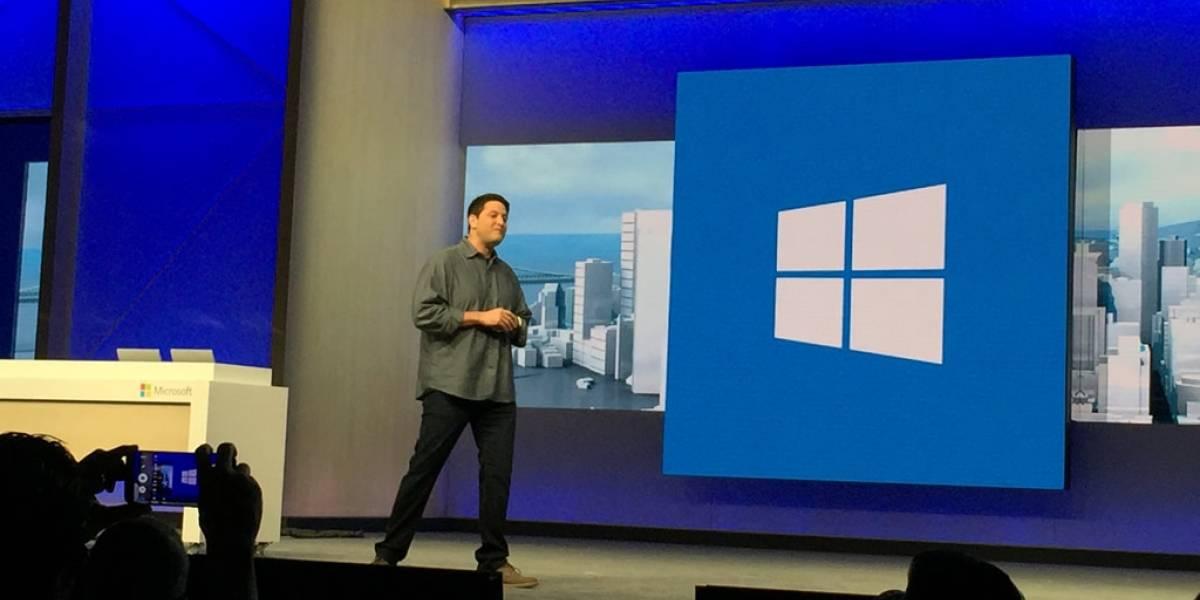 Windows Anniversary Update llegará gratis a mediados de año