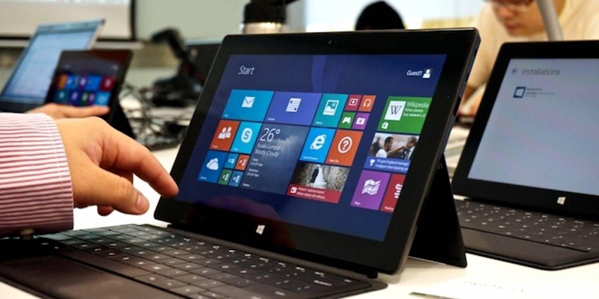 Actualización de Windows 8.1 en agosto desmiente el arribo del Update 2