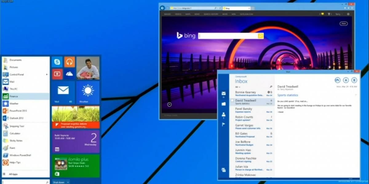Windows 9 podría anunciarse el próximo 30 de septiembre