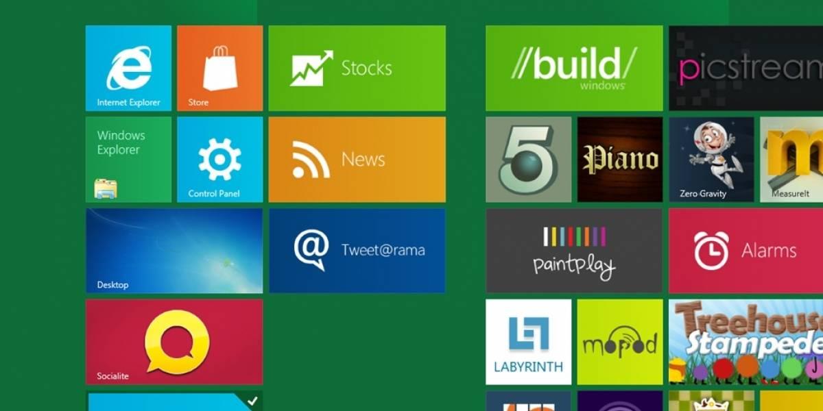 Microsoft llama a los usuarios a confiar en sus aplicaciones para Metro