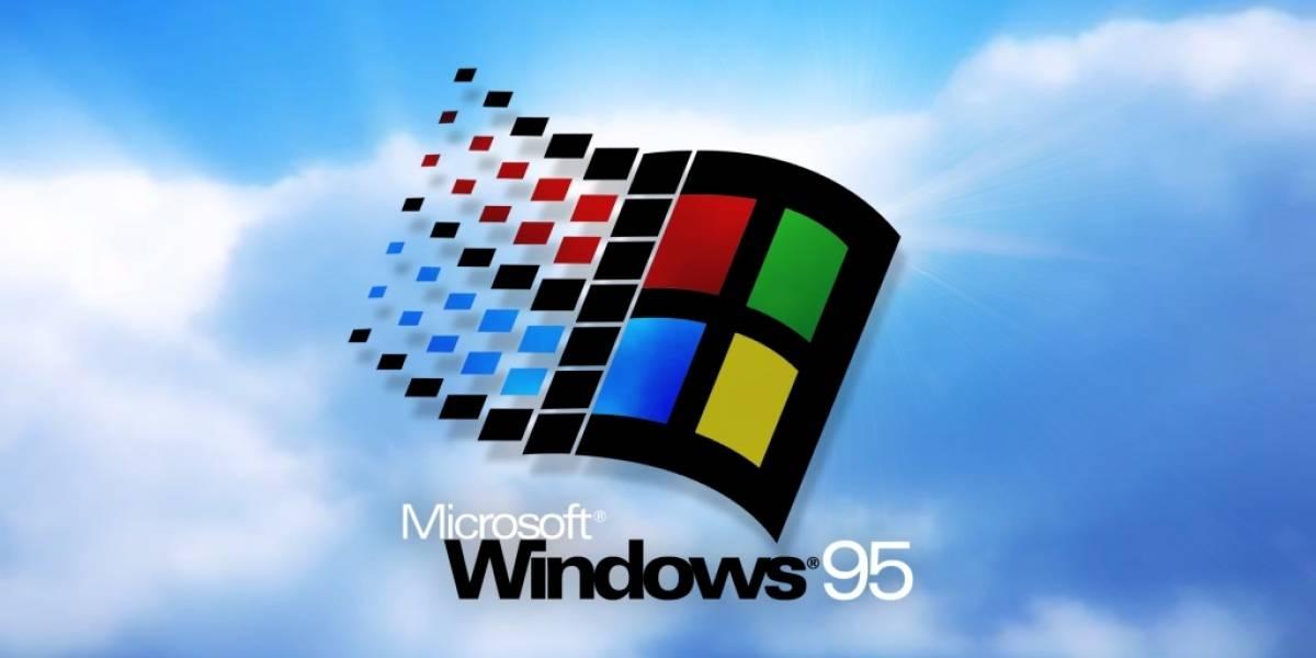 Windows 95 ahora corre en el navegador