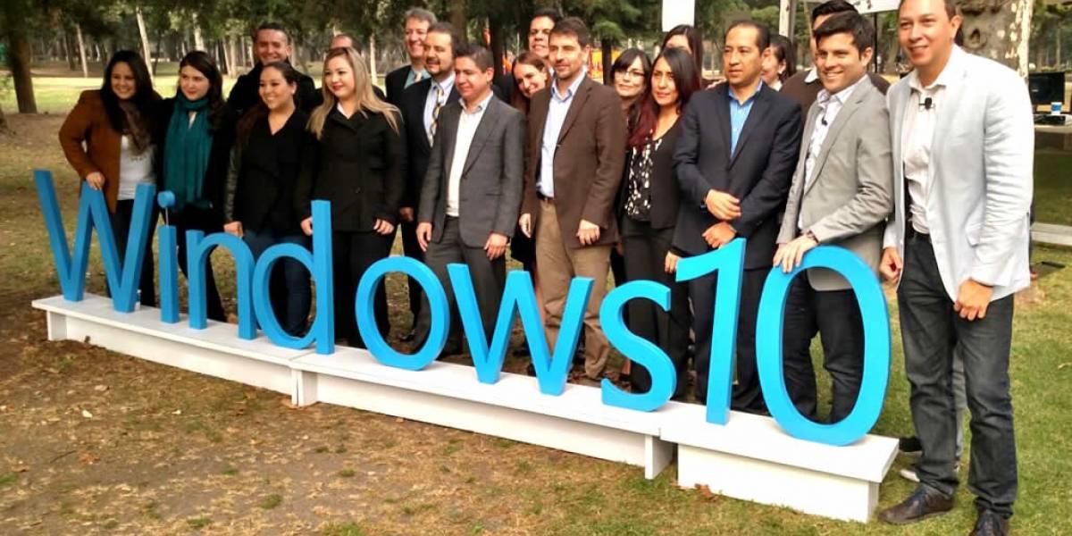 Microsoft reafirmó su compromiso con fabricantes mexicanos