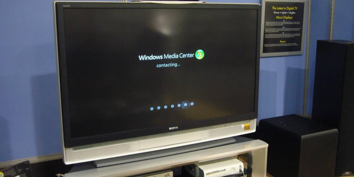 Hasta siempre, Windows Media Center