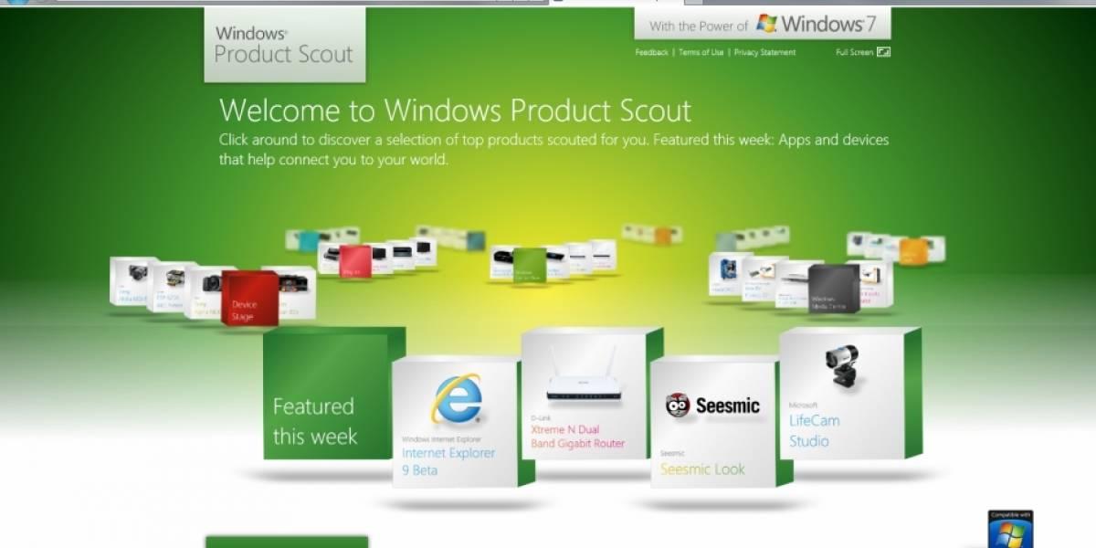 Windows 7 cumple 1 año y Microsoft lo celebra en grande