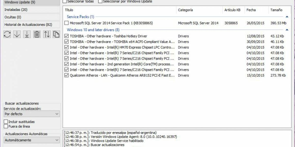 Windows Update MiniTool, la mejor herramienta para gestionar actualizaciones en Windows