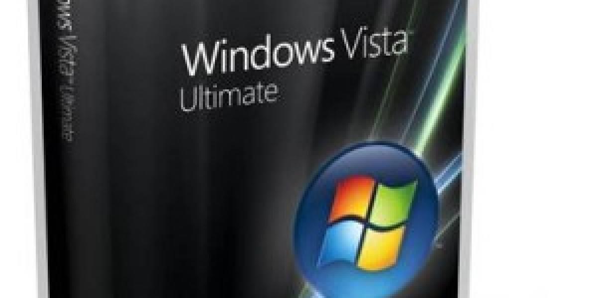 Vista se venderá hasta Enero de 2011