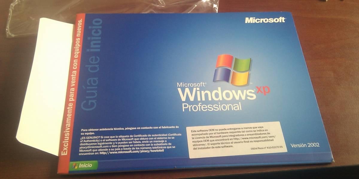 Microsoft expandirá soporte a productos anti-malware de Windows XP hasta el 2015
