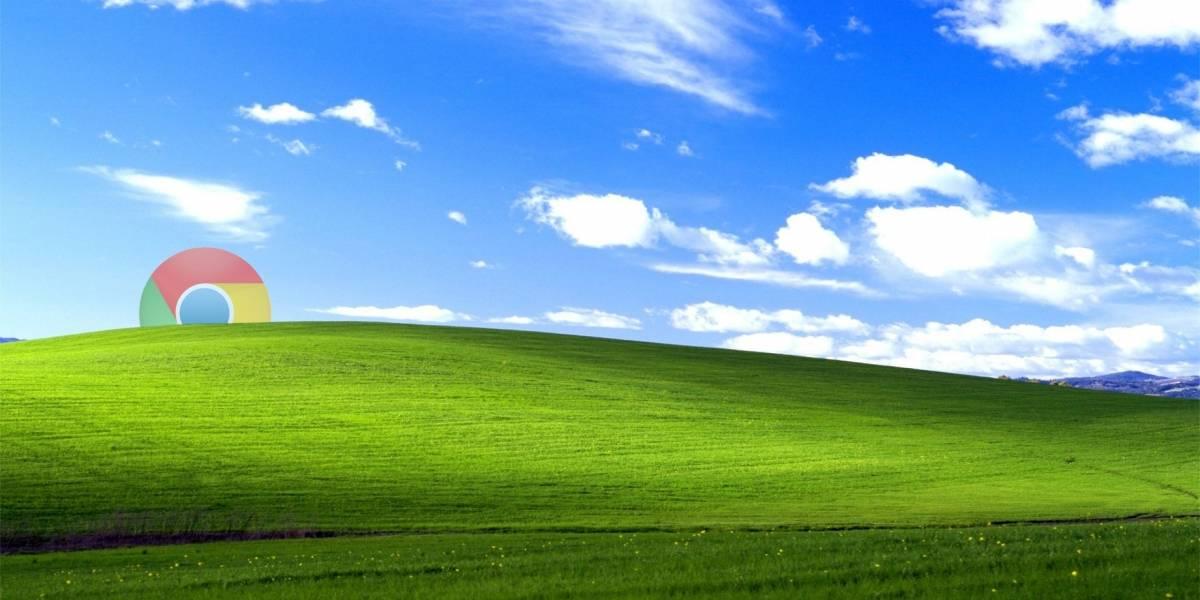 Chrome dejará de tener soporte para Windows XP en abril de 2015