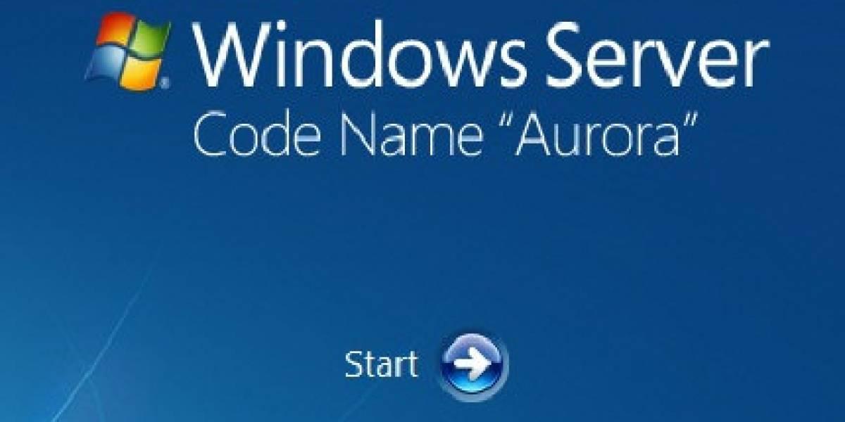 Disponibles nuevas versiones de prueba de Windows Vail y Aurora