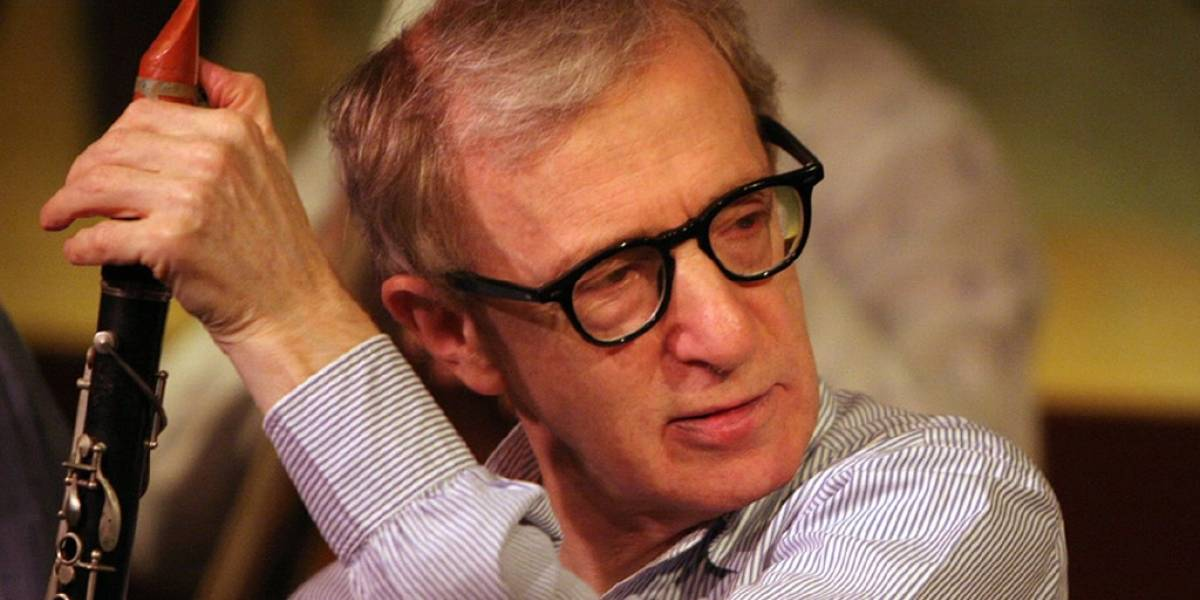 Woody Allen producirá su primera serie de TV con Amazon