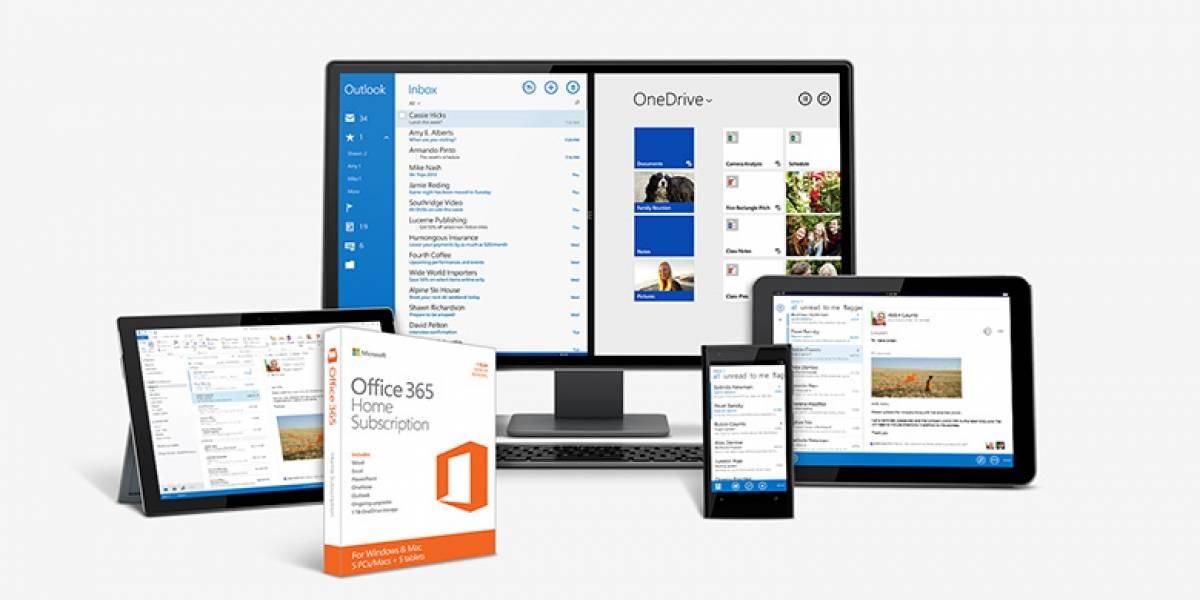 Microsoft ofrece un combo de servicios de productividad y entretenimiento a un atractivo precio