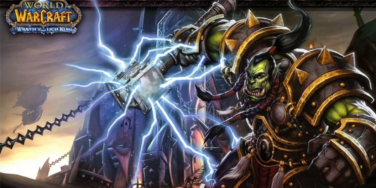 En sólo tres meses 1,3 millones de personas dejaron de jugar World of Warcraft