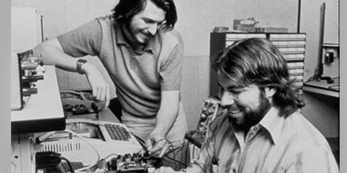 Wozniak aprueba que Ashton Kutcher interprete a Steve Jobs