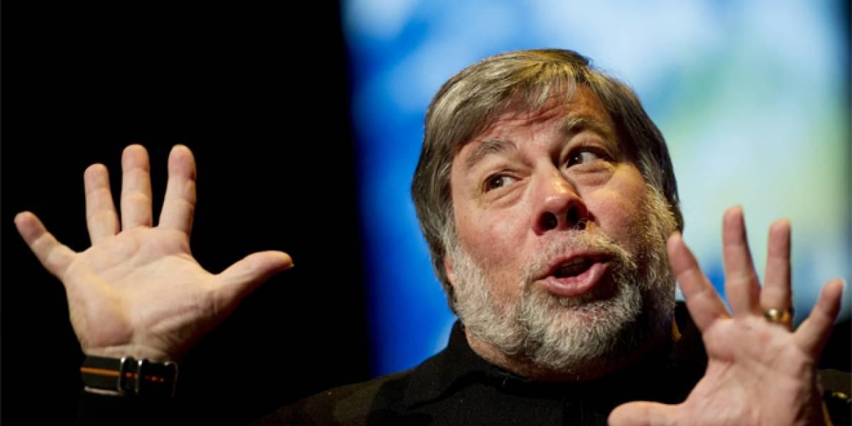 """Steve Wozniak cree que el guión de la película Jobs """"es basura"""""""
