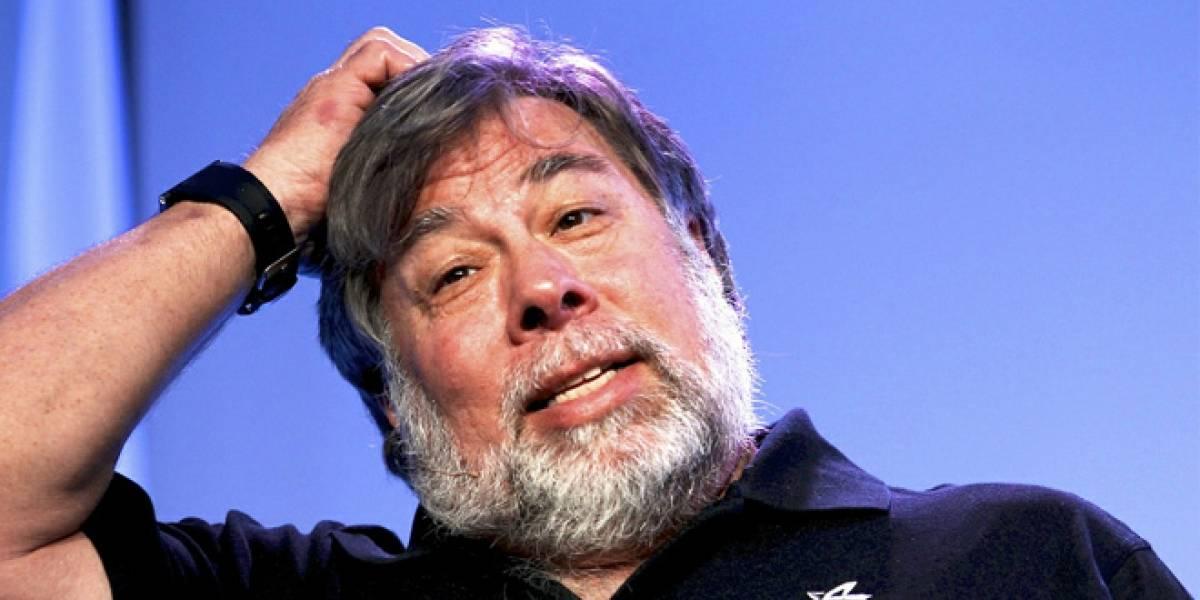 """Sony contrata a Woz como """"tutor técnico"""" para la película de Steve Jobs"""