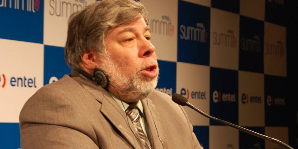 Steve Wozniak quiere probar Microsoft Surface y Google Glass (Video)
