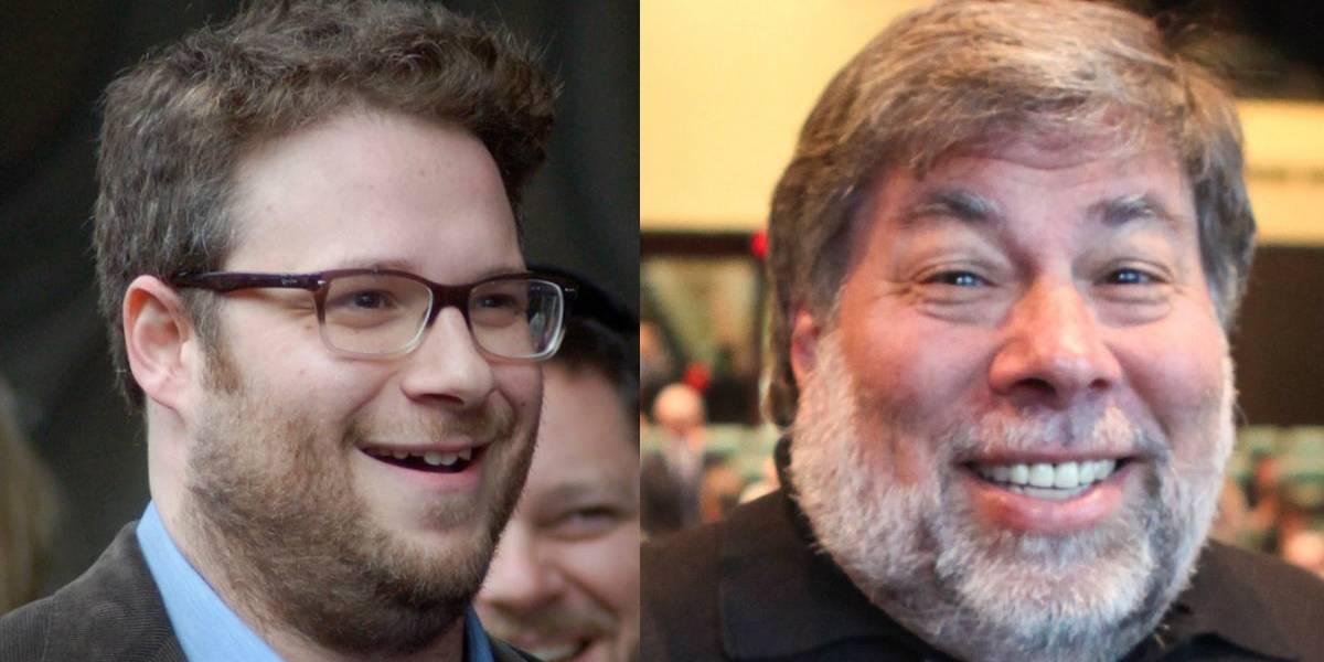 Seth Rogen interpretaría a Steve Wozniak en la próxima película sobre Steve Jobs
