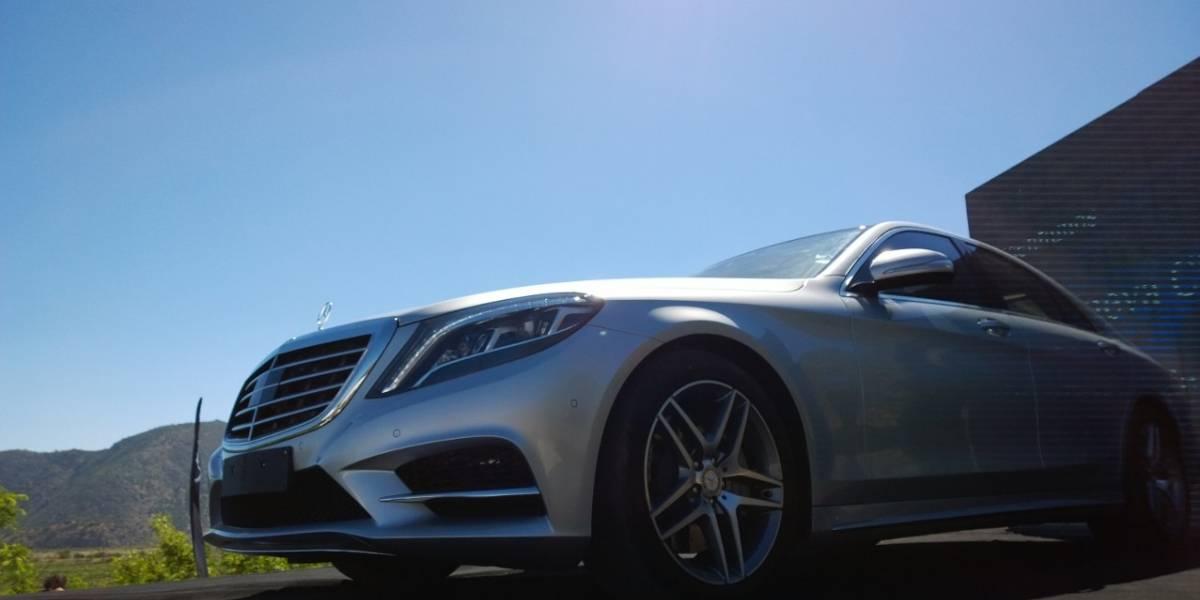 Mercedes-Benz Clase S, el gadget definitivo [A Primera Vista]
