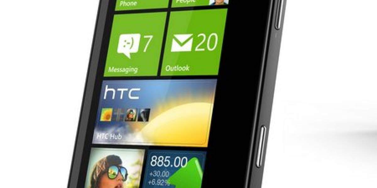 Primera mirada a Windows Phone 7
