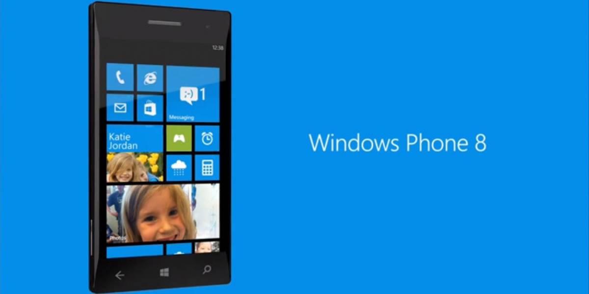 Todos los detalles del nuevo Windows Phone 8