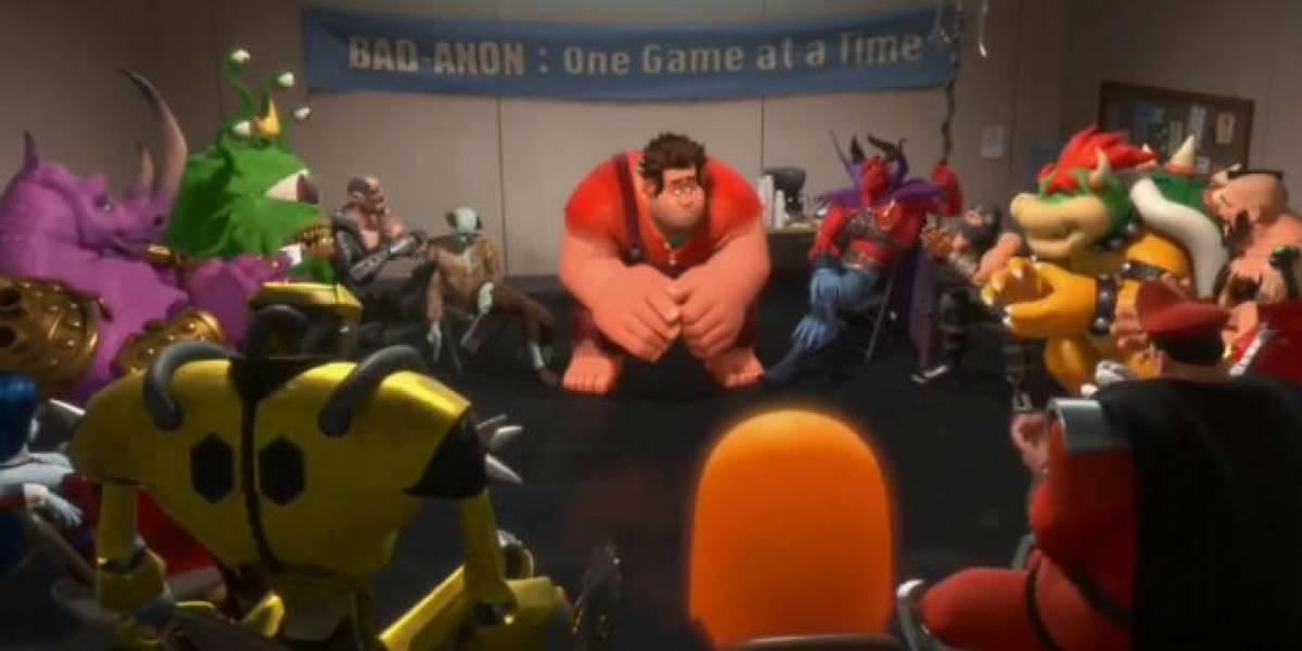 Wreck it Ralph: Nueva película de Disney con Zangief, Bowser, fantasmas de Pacman y más