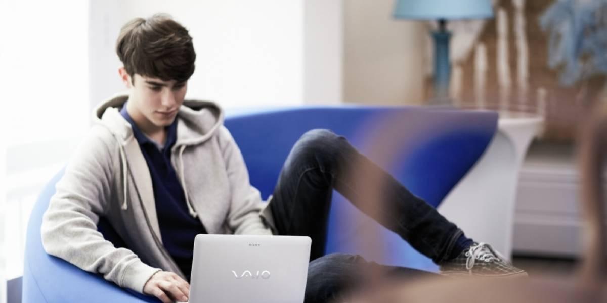 Sony presenta sus nuevos Netbooks VAIO W