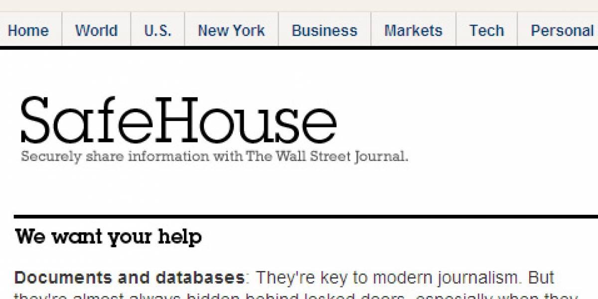 El Wall Street Journal lanza un competidor de WikiLeaks