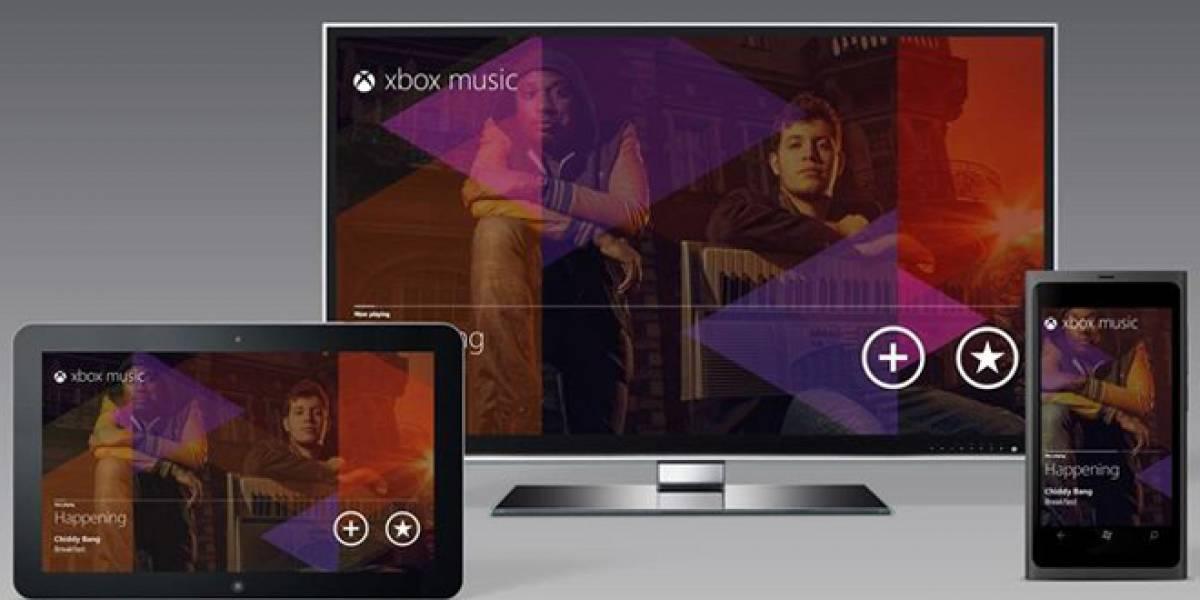 Microsoft prepara lanzamiento de Xbox Music durante el transcurso del año