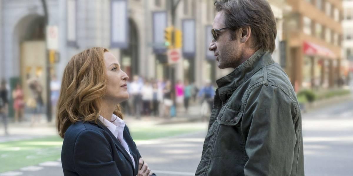Nuevo tráiler de X-Files llega cargado de conspiración
