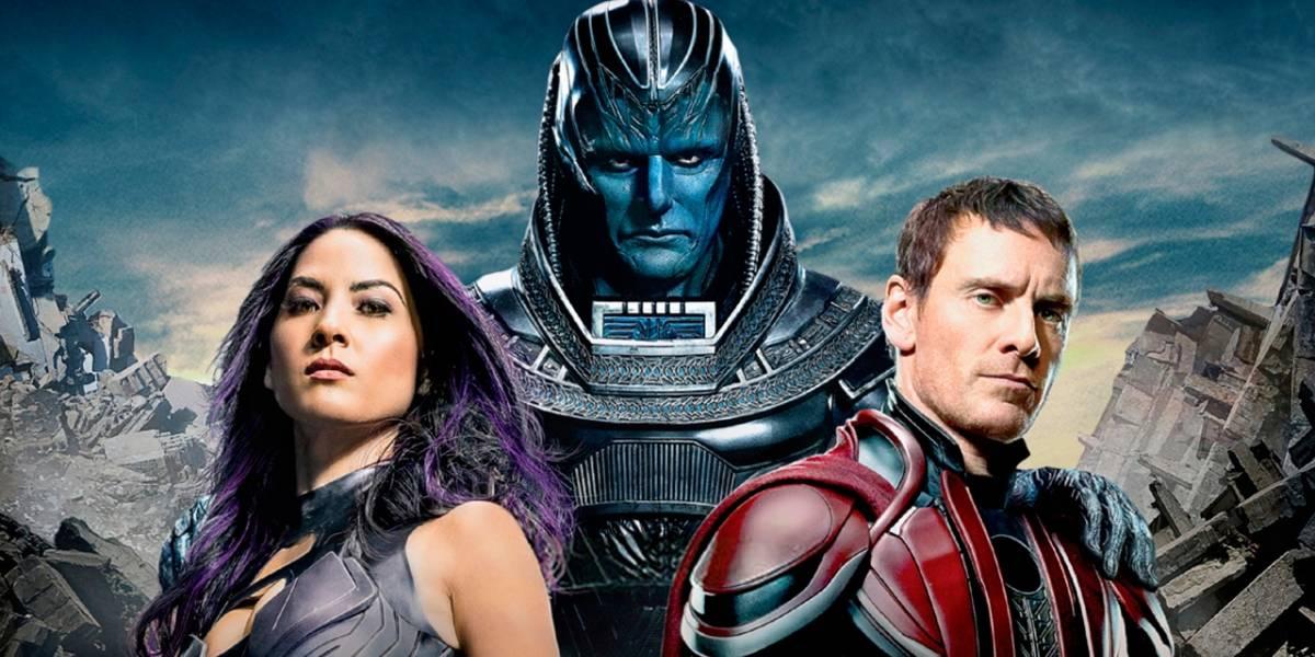 Fox mostrará primer tráiler de X-Men: Apocalypse con The Force Awakens