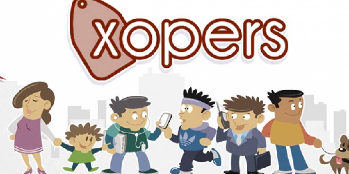 Llega Xopers: La red social española de comercio electrónico