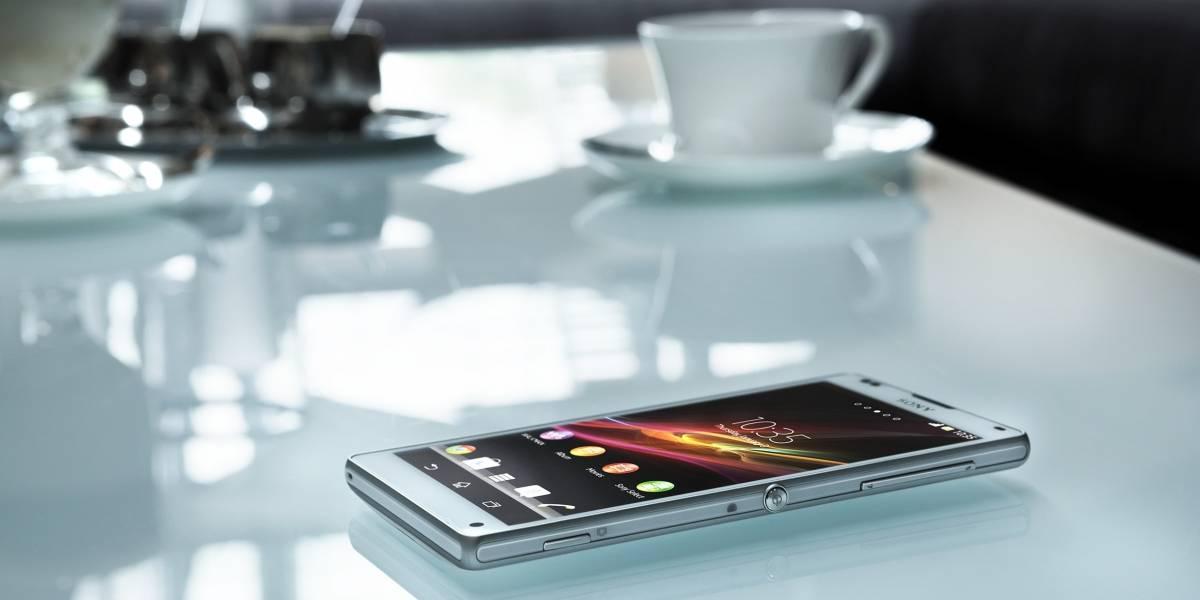 Los nuevos Sony Xperia y la función One-Touch se destacaron en CES 2013