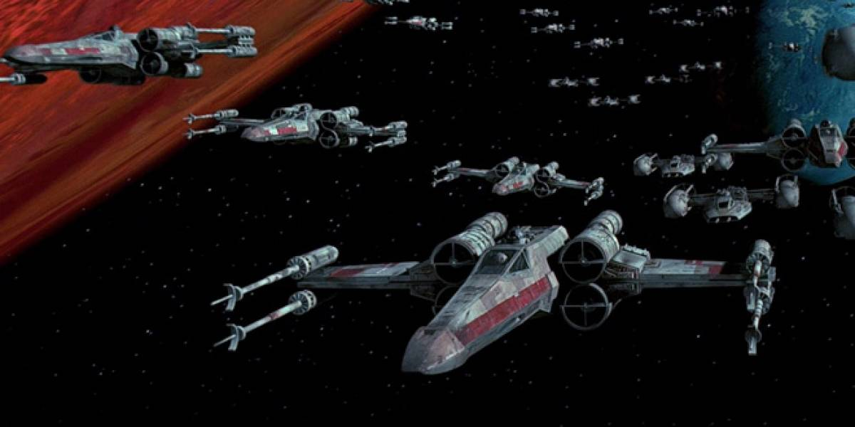 Alianza rebelde junta dinero en Kickstarter para construir escuadrón de X-Wing