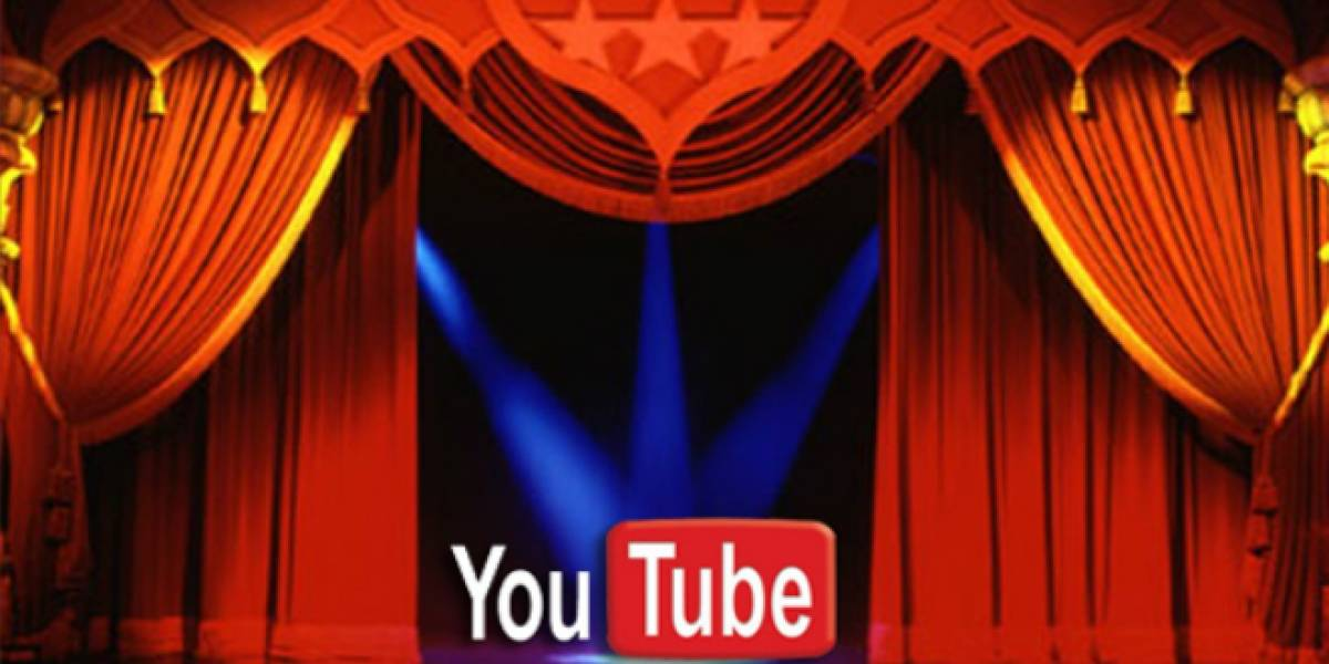 YouTube permitirá el arriendo de películas de Paramount Pictures