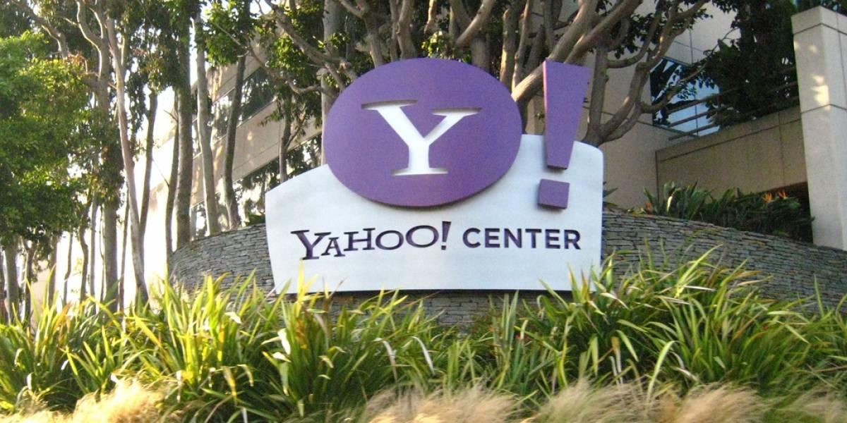 Yahoo anuncia una baja en sus ganancias en el tercer trimestre