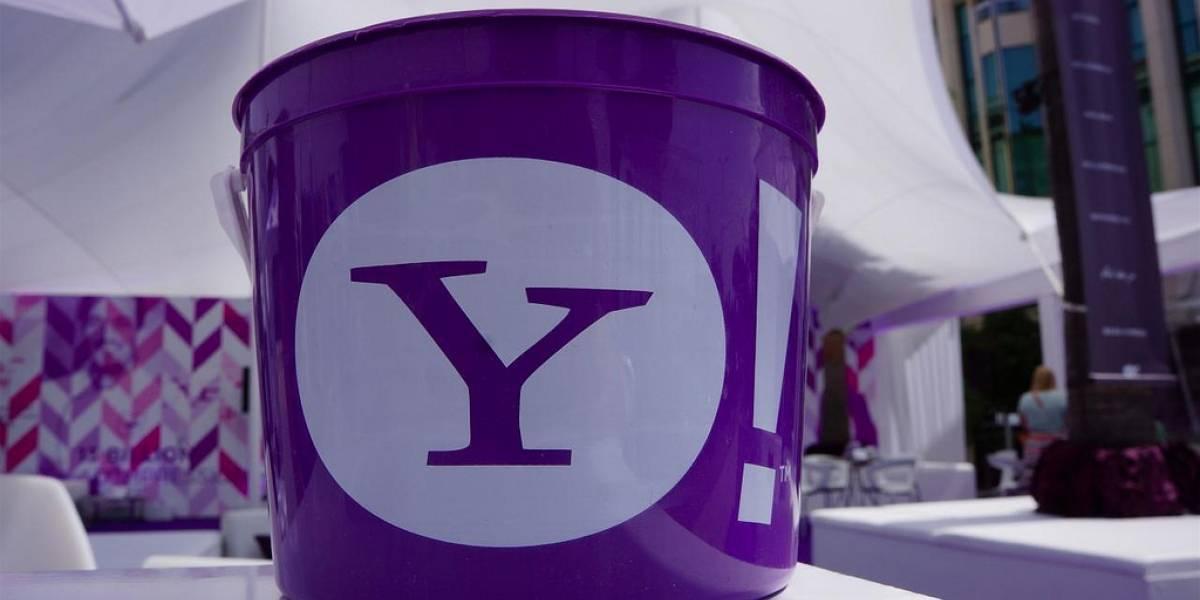 Yahoo no permitirá que accedas a sus servicios con una cuenta Facebook o Google
