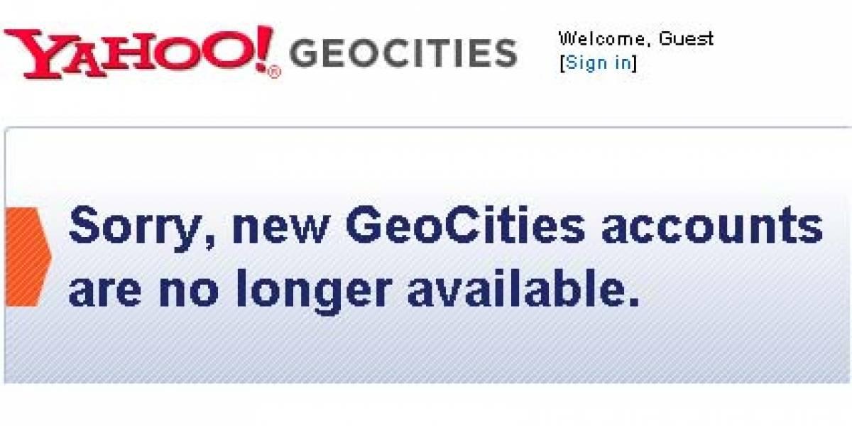 Descarga todo Geocities en un torrent de 900 GB