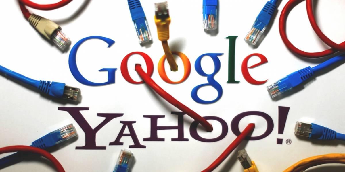 Yahoo logra acuerdo para mostrar resultados de búsqueda de Google