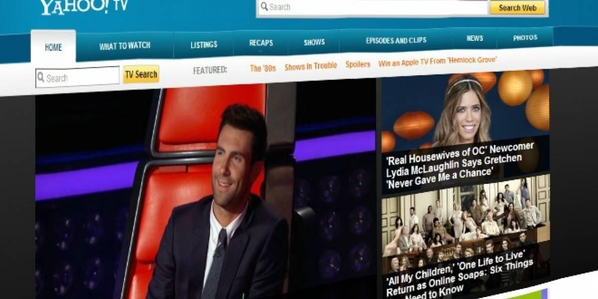 Yahoo! está en conversaciones con Hulu para consolidarse como proveedor de contenidos
