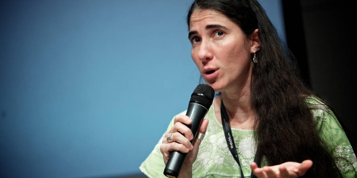 Yoani Sánchez abrirá un diario digital en Cuba