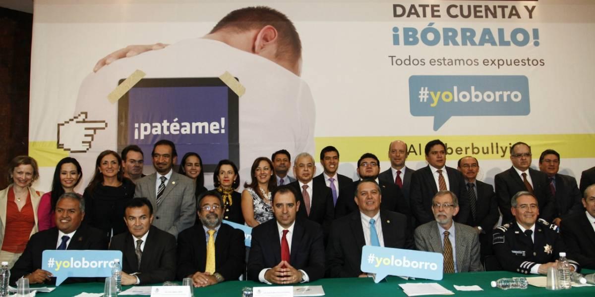 #YoLoBorro: la campaña que busca eliminar el ciberbullying en México